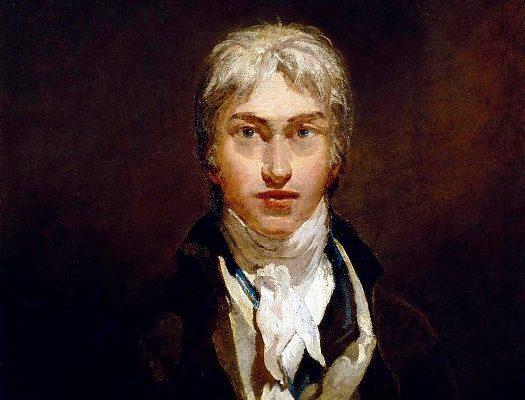 8 datos del pintor J. M. W. Turner, enigmático y talentoso