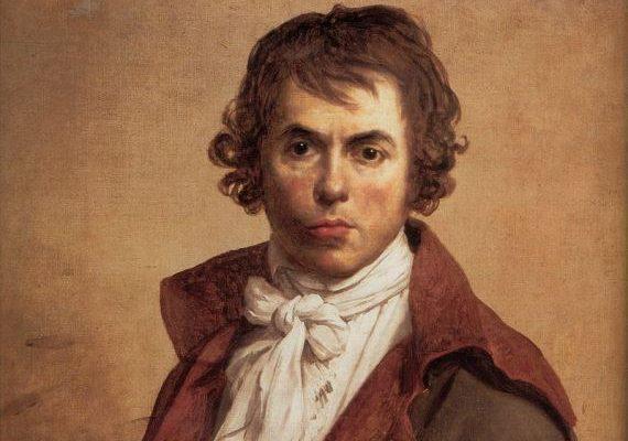 Datos de Jacques-Louis David, el pintor de 'La muerte de Marat'
