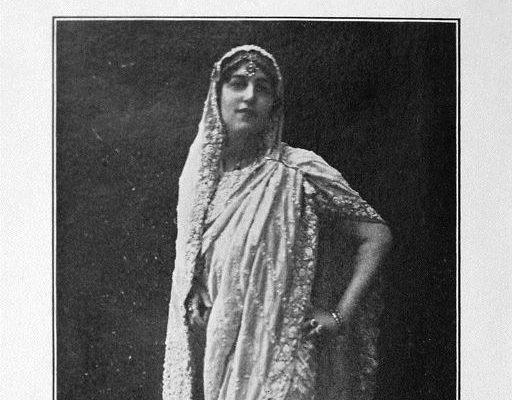 La historia de Anita Delgado: de bailarina española a maharaní en la India