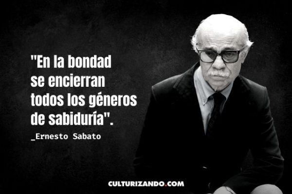 ¿Quién fue Ernesto Sabato?