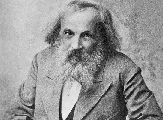 Mendeléyev, el brillante científico rechazado por sus ideales