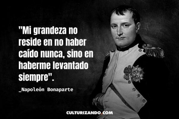 Napoleón Bonaparte en 20 grandes frases