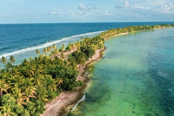 Tuvalu: el país menos visitado del mundo