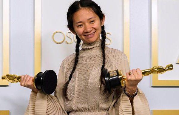 ¿Quién es Chloé Zhao? Conoce a la directora de los invisibles