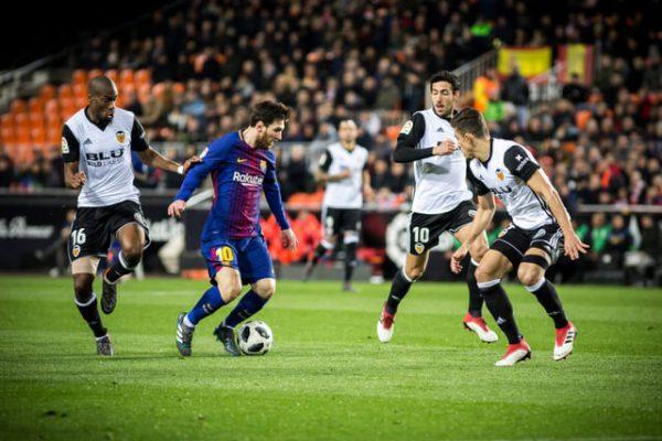 ¿Fanático del fútbol español? ¡Responde esta trivia!