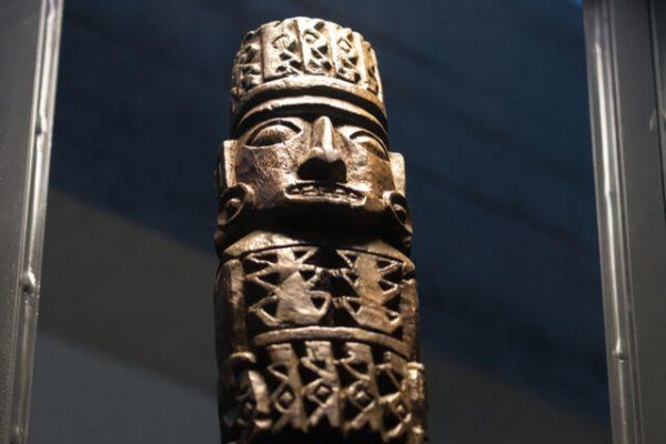 Pachacamac, el poderoso y antiguo dios que provocaba terremotos