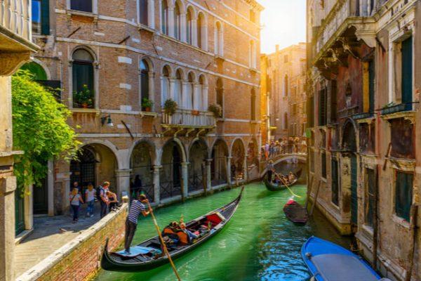 Conoce cómo y por qué se construyó la ciudad de Venecia