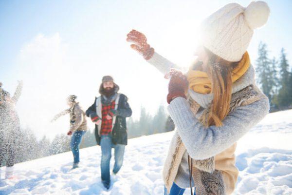 ¿Sabes por qué la nieve es blanca? ¡Te lo explicamos!