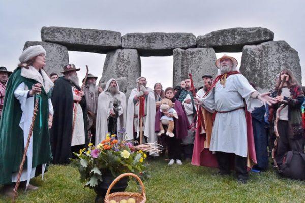 ¿Sabías que existe un congreso que representa y protege a los paganos?