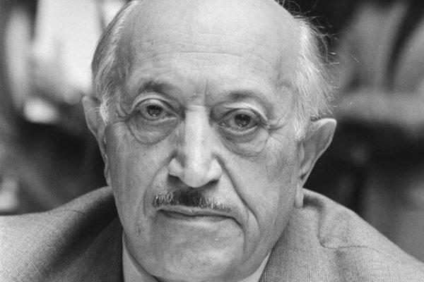 Simon Wiesenthal y su persecución incansable hacia los nazis