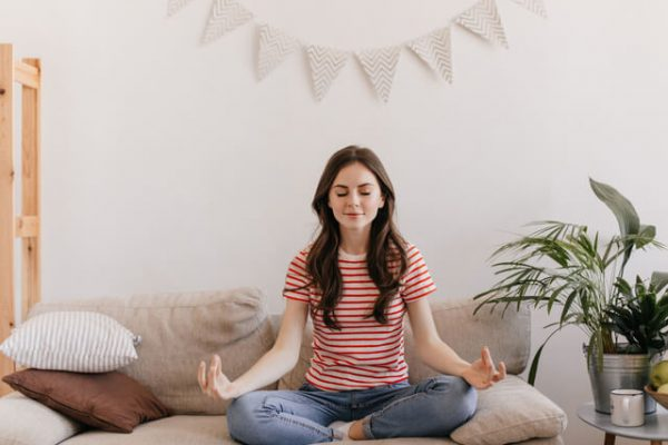 Aprende a relajarte desde la comodidad de tu casa
